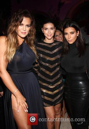Khloé Kardashian, Shiva Safai and Kim Kardashian