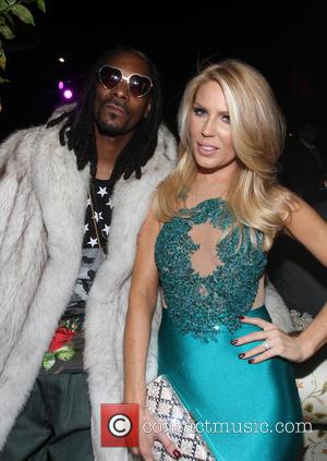 Snoop Lion, Snoop Dogg and Gretchen Rossi