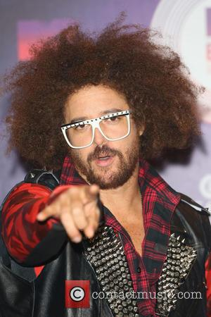 Redfoo - A variety if A-Listers from the music industry were photographed as they arrived at the MTV European Music...