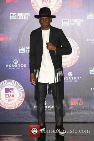 Labrinth - A variety if A-Listers from the music industry were photographed as they arrived at the MTV European Music...