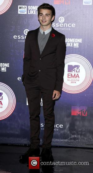 Jack Griffo - A variety if A-Listers from the music industry were photographed as they arrived at the MTV European...