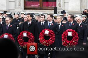 David Cameron, David Miliband, Jack Straw, George Osbourne, Nick Clegg and Tony Blair