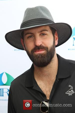 Josh Kelley - Photo's from a celebrity golf tournament which was held at the Lakeside Golf Club in Burbank to...