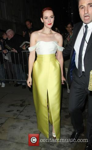 Jena Malone - Celebrities leaving the Corinthia Hotel London to attend The Hunger Games premiere - London, United Kingdom -...