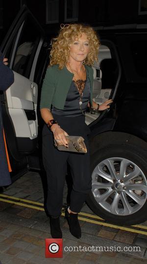 Kelly Hoppen - Celebrities at Chiltern Firehouse restaurant in Marylebone - London, United Kingdom - Monday 10th November 2014