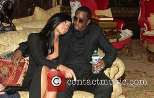 Sean Combs and Guest - Ciroc Pineapple hosts French Montana's birthday party celebration - Inside at Private Residence - Bel...
