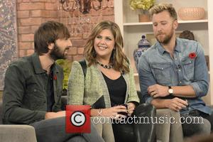 Dave Haywood, Hillary Scott, Charles Kelley and Lady Antebellum