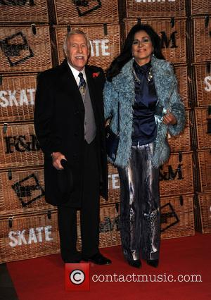 Bruce Forsyth and Wilnelia Merced
