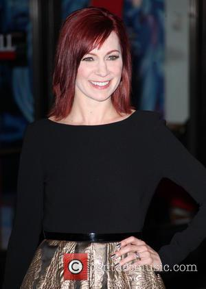 Carrie Preston - Shots of a variety of stars as they arrived outside the Glamour Women of The Year Awards...