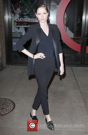 Coco Rocha - Shots of a variety of stars as they arrived outside the Glamour Women of The Year Awards...