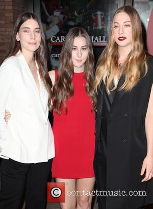 Danielle Haim: 'Car Crash Was Not A Big Deal'