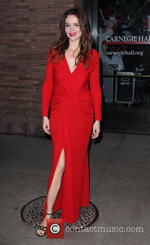 Safron Burrows - Shots of a variety of stars as they arrived outside the Glamour Women of The Year Awards...