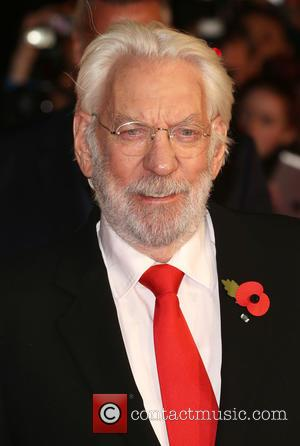 Donald Sutherland Calls For Youth Revolution