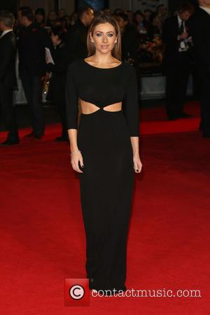 Gemma Merna - 'Shots from the red carpet ahead of the world premiere of the latest film in the Hunger...