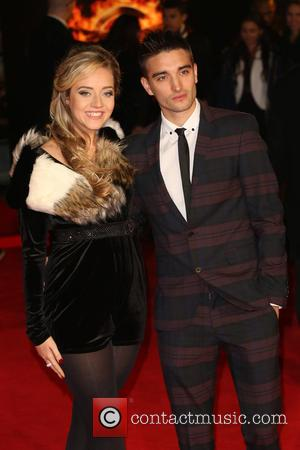 Tom Parker and Kelsey Hardwick