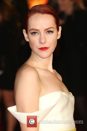 Jena Malone - World premiere of 'The Hunger Games: Mockingjay - Part 1' - Arrivals - London, United Kingdom -...
