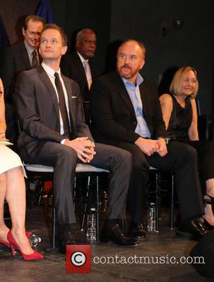Neil Patrick Harris and Louis C.K - Photographs from the Made in NY Awards ceremony as a variety of celebrities...