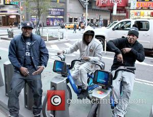 The Lox, Sheek Louch, Jadakiss and Styles P