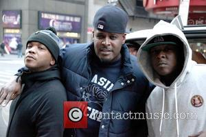 The Lox, Styles P, Sheek Louch and Jadakiss
