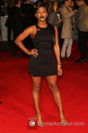 Alexandra Burke - 'Shots from the red carpet ahead of the world premiere of the latest film in the Hunger...