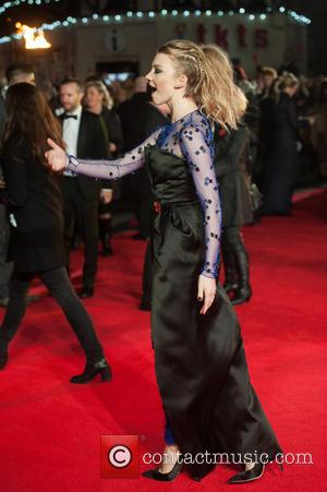 Natalie Dormer - Shots from the red carpet ahead of the world premiere of the latest film in the Hunger...