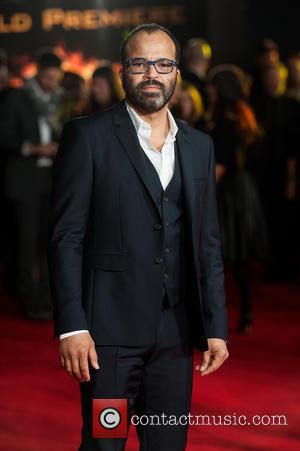 Jeffrey Wright - 'The Hunger Games: Mockingjay, Part 1' world premiere held at the Odeon Leicester Square - Arrivals at...