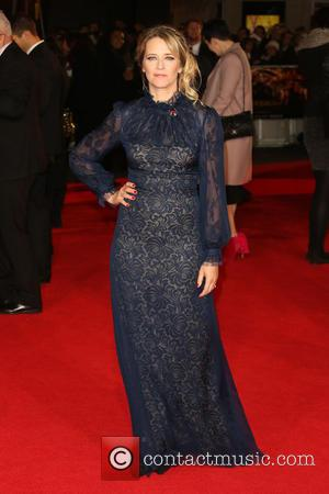 Edith Bowman - The Hunger Games: Mockingjay Part 1 World Premiere - Arrivals - London, United Kingdom - Monday 10th...