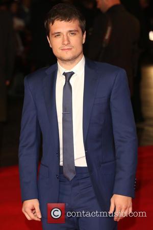 Josh Hutcherson - The Hunger Games: Mockingjay Part 1 World Premiere - Arrivals - London, United Kingdom - Monday 10th...