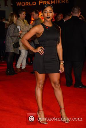 Alexandra Burke - Shots from the red carpet ahead of the world premiere of the latest film in the Hunger...