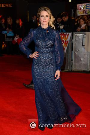 Edith Bowman - Shots from the red carpet ahead of the world premiere of the latest film in the Hunger...