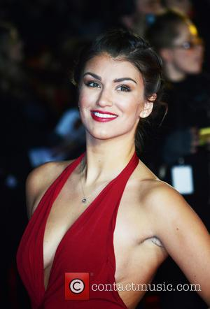 AMY WILLERTON - Shots from the red carpet ahead of the world premiere of the latest film in the Hunger...
