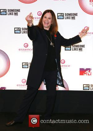 Ozzy Osbourne - MTV EMA Awards 2014 held at the The Hydro - Press Room - London, United Kingdom -...