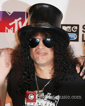 Slash and Saul Hudson
