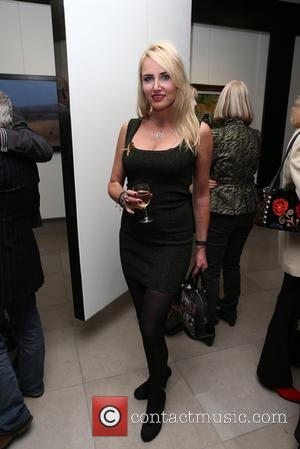 Nancy Sorrell - Born Free 30th Anniversary fundraising auction at Clarendon Fine Art, Dover Street at Clarendon Fine Art -...