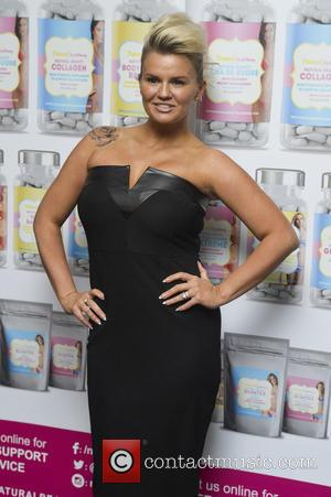 Kerry Katona - Kerry Katona is revealed as the new ambassador of Natural Beauty Slimming and launches her own slimming...