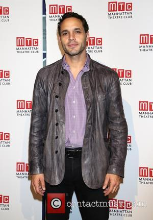 Daniel Sunjata - Photographs of a variety of stars as they arrived at the Manhattan Theatre Club Fall benefit which...
