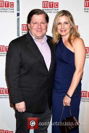 David Lindsay-abaire and Christine Lindsay-abaire