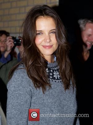Photographs from a 'Meet the Actor' event at which Katie Holmes attended to promote her new film 'Miss Meadows' at...