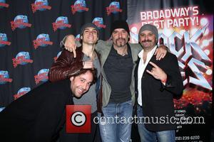 Michael Minarik, Justin Matthew Sargent, Adam Dannheisser and Genson Blimline