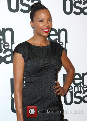Aisha Tyler - Shot of celebrities as they took to the red carpet for the 24th Annual Literary Awards Festival...