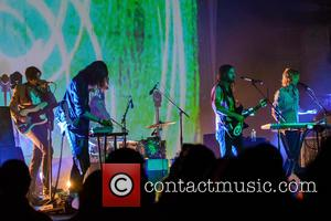 Tame Impala, Kevin Parker, Jay Watson, Cam Avery and Julien Barbagallo