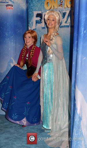 Characters From Disney On Ice Frozen