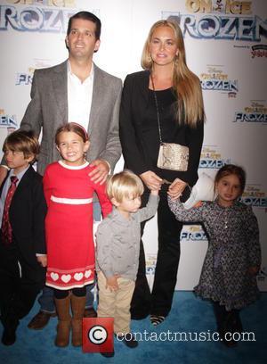 Donald Trump Jr., Vanessa Trump and Kids