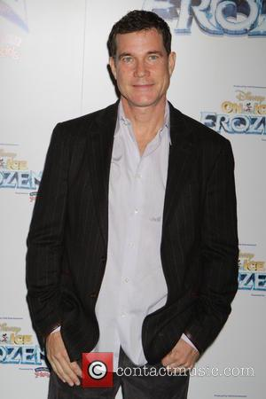 Dylan Walsh - Disney On Ice presents 'Frozen' at The Barclay's Center in Brooklyn - Arrivals at Barclays Center, Disney...