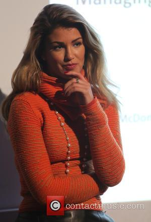Amy Willerton - Amy Willerton addresses delegates at the Festival of Marketing at Tobacco Dock - London, United Kingdom -...