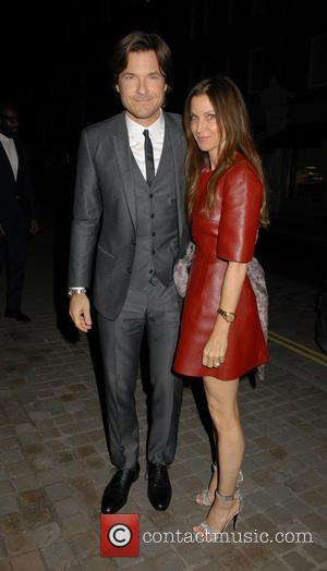 Jason Bateman and Amanda Anka - The cast of 'Horrible Bosses 2' at Chiltern Firehouse - London, United Kingdom -...
