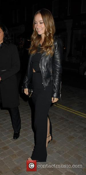 Olivia Wilde - The cast of 'Horrible Bosses 2' at Chiltern Firehouse - London, United Kingdom - Wednesday 12th November...