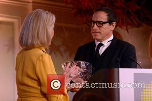 Audrey Gruss and David O. Russell