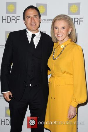 David O. Russell and Audrey Gruss