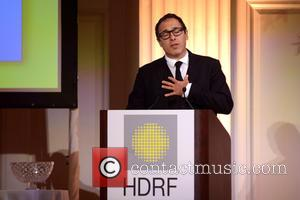 David O. Russell - Shots from the 8th annual luncheon for the Hope for Depression Research Foundation in Manhattan, New...